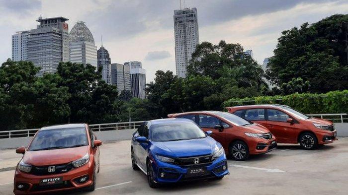 Bermasalah, Honda Recall Brio, Mobilio, Jazz, BR-V, HR-V, CR-V, City, Civic, dan Accord