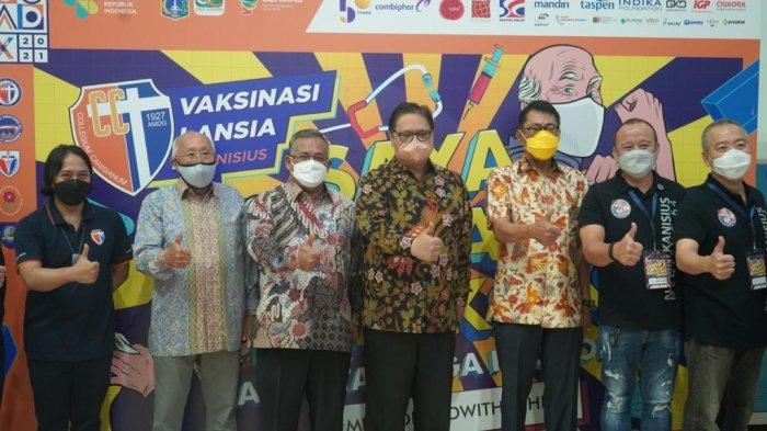 Pemerintah Apresiasi Program Vaksinasi Lansia oleh Lembaga
