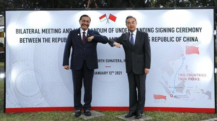 TERKAIT Pertemuan Luhut dan Erick Thohir dengan China, Ini Sejumlah Kesepakatan yang Akan Dilakukan