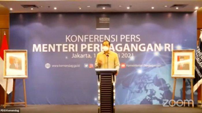 Menteri Perdagangan Pastikan Kebutuhan Pokok Tersedia saat Ramadhan dan Idul Fitri