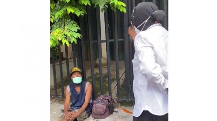Viral Mensos Temukan Pemulung Asal Asahan di Jakarta, Dinsos: Belum Terima Laporan