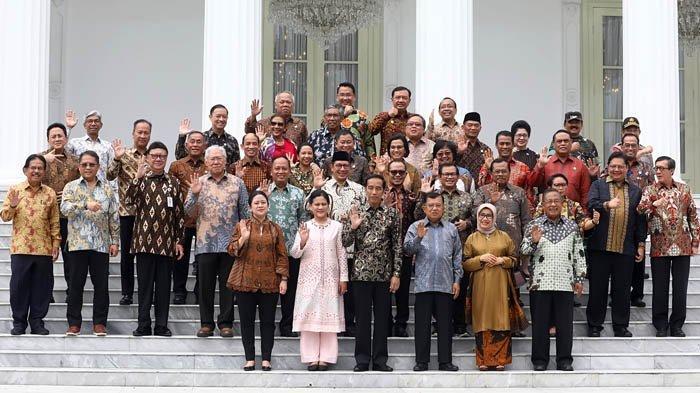 Menteri Jokowi di Kedai Kopi