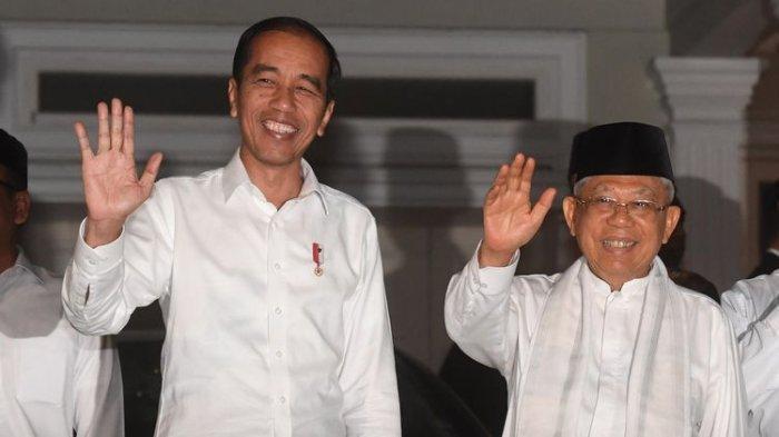 JOKOWI TERKINI - Bocoran Kabinet Jilid II Jokowi, Menteri Asal Papua &Daftar; Nama Dipertahankan