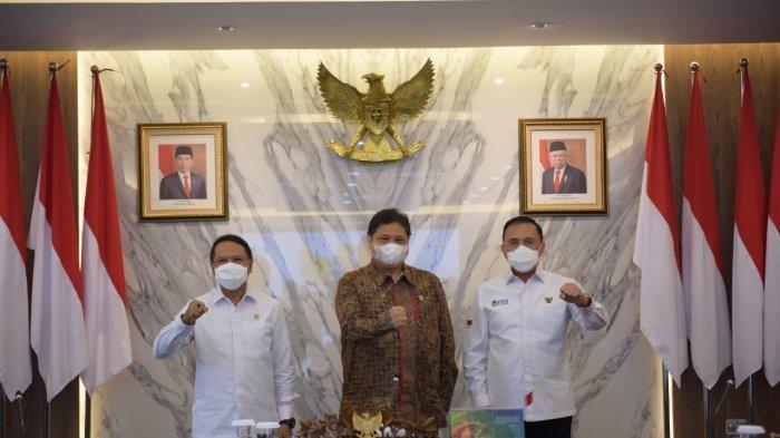 Jalankan Prokes Ketat, Menko Airlangga Dukung PSSI Gulirkan Kompetisi Sepak Bola Liga 2