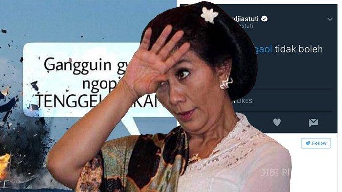 Setelah Diterpa Politisasi Cantrang, Menteri Susi Mendadak ke PBB