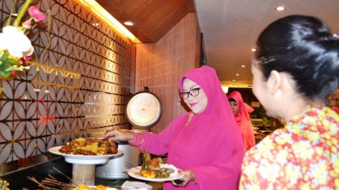 Aneka Menu Sunda Menjadi Buffe di Meeting Room Le Polonia Hotel