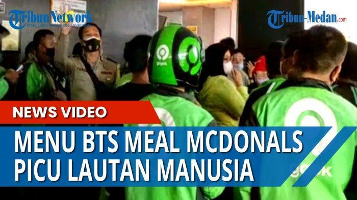 Gojek Langsung Tutup Akses Gofood di Outlet Mcdonals Medan, Antisipasi Kerumunan Membeludak