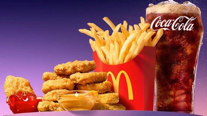 Mengenal Saus Cajun, Saus Favorit Member BTS di McDonald's