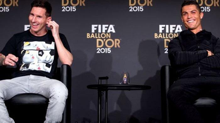 Mourinho Sebut Messi dan Ronaldo Bukan Pemilik Ballon Ballon d'Or 2018 karena Tak Memenuhi Syarat