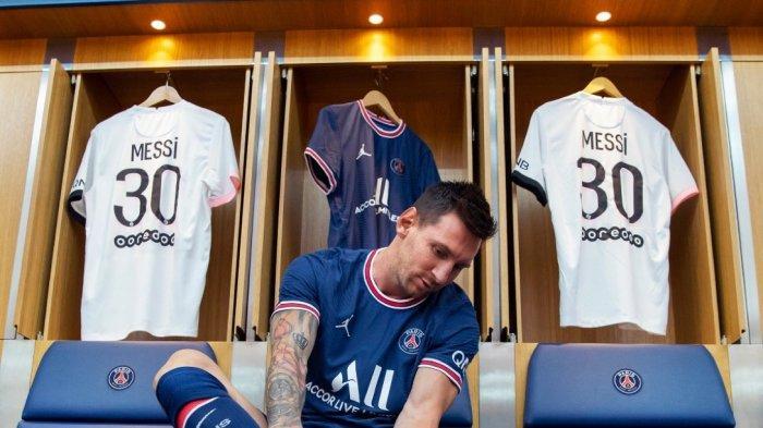 Bukan Cristiano Ronaldo, Lionel Messi Ungkap 2 Pemain yang Dipilihnya di Ballon d'Or 2021