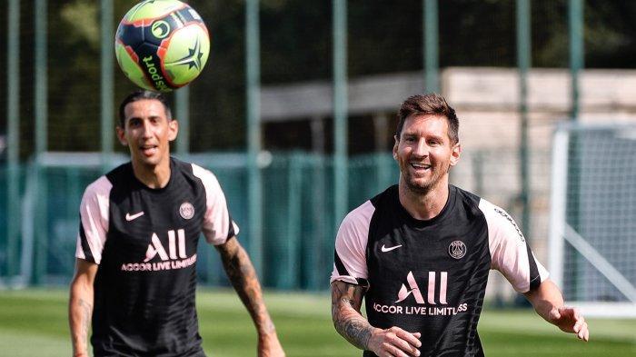 Brest Vs PSG Live Streaming RCTI+ Malam Ini, Messi Masih Belum Turun, Mbappe Duet Icardi
