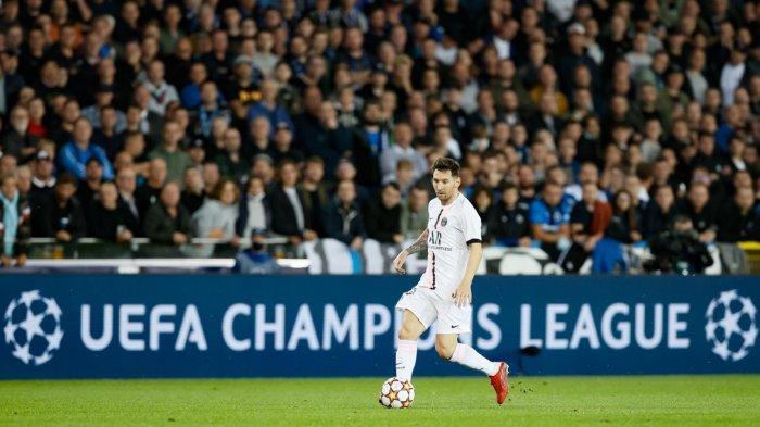 Hasil Liga Champions - PSG Turunkan Trio MNM, Cuma Messi yang Mainnya Bagus,Pochettino: Butuh Waktu