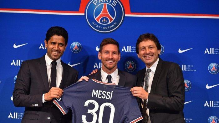 Liga Perancis Labrak Presiden Liga Spanyol yang Sebut PSG Bak 'Liga Legenda'