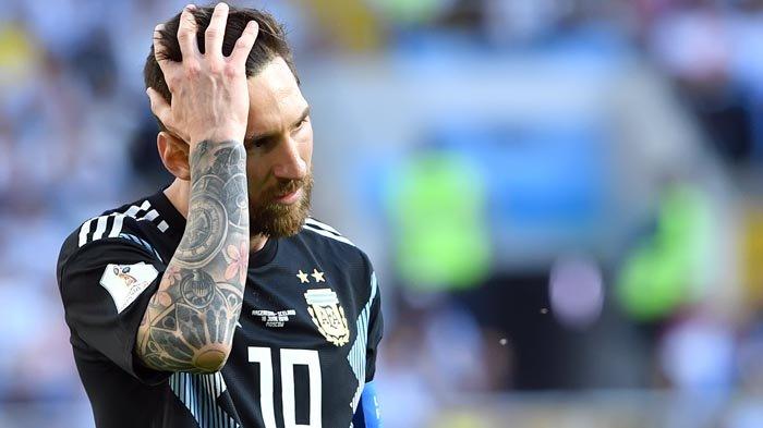 Asalkan Messi tak Galau