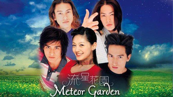'Meteor Garden' stars Ken Chu, Vanness Wu, Jerry Yan, Barbie Xu, and Vic Zhou.