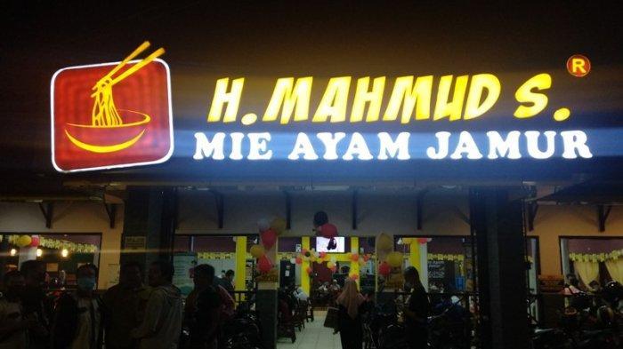 Mie Ayam Jamur Haji Mahmud Berikan Kemudahan Bertransaksi, Bisa Dipesan Lewat Aplikasi