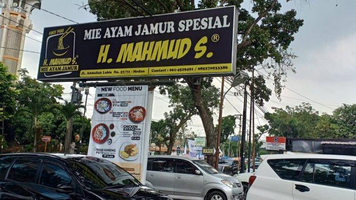 Rasakan Mie Ayam Legenda di Mie Ayam Jamur Haji Mahmud