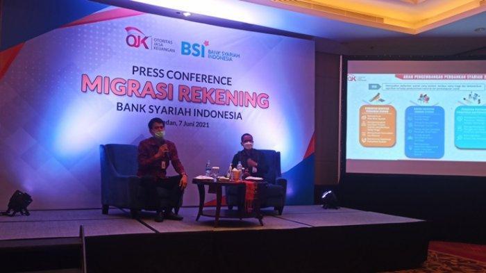 Bank Syariah Indonesia Region 2 Medan Segera Migrasikan 406 Ribu Rekening Pekan Depan