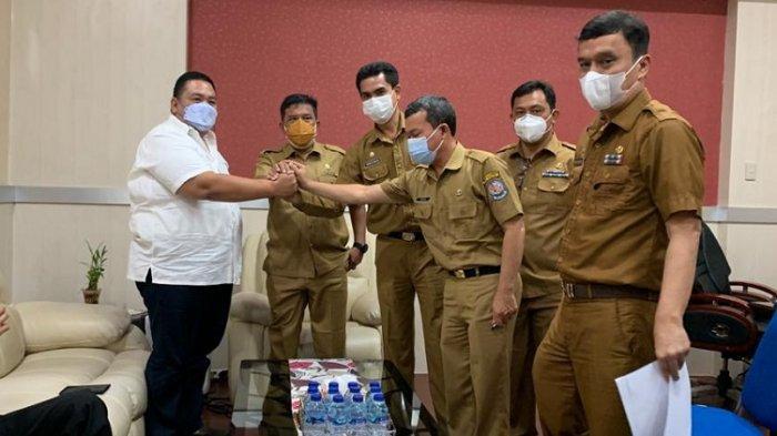 Sempat Tersangka, Ucok Purba Berdamai dengan Sekretaris DPRD Deliserdang