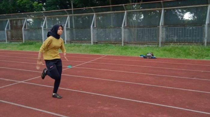 Tak Punya Uang, Sprinter Difabel Asal Asahan Terancam Gagal Berangkat ke Bahrain Mewakili Indonesia
