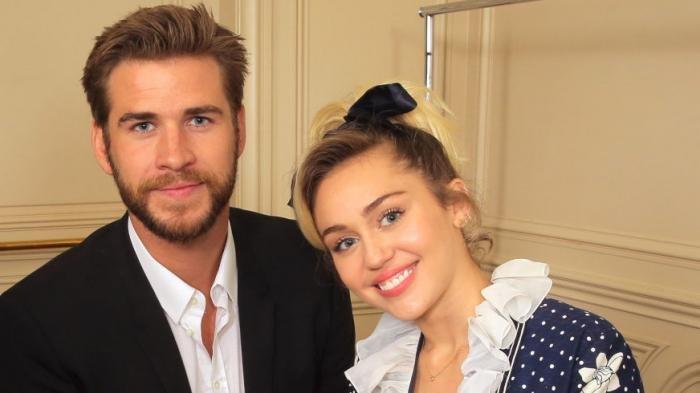 Miley Cyrus Ungkapkan Fakta Terbaru soal Liam Hemsworth hingga Postingan Menyentuh Sang Aktor