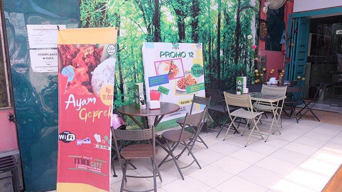 Gratis Menikmati Soup Seafood di Mini Cafe Khusus untuk Member TFC