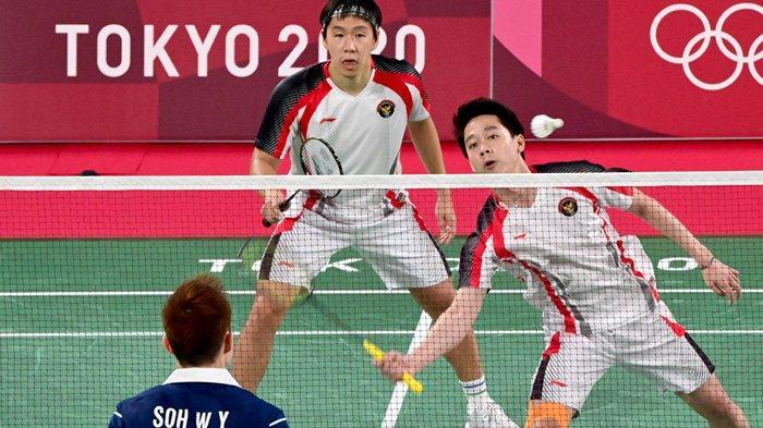 JADWAL Live Indonesia Vs China Taipe Piala Thomas 2021 Hari Ini,Minus Minions & Pasangan Baru Ahsan