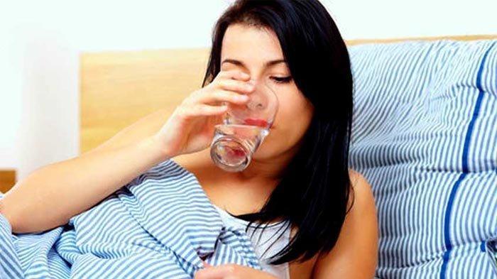 Jika Kebanyakan Timbul Penyakit, Ternyata Ini Manfaat Menakjubkan Minum Air Putih Bangun Tidur