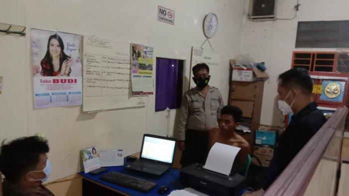 Selisih Paham di Kedai Tuak di Kecamatan Bandar, Andion Manik Tikam Mamanda Siadari hingga Tewas