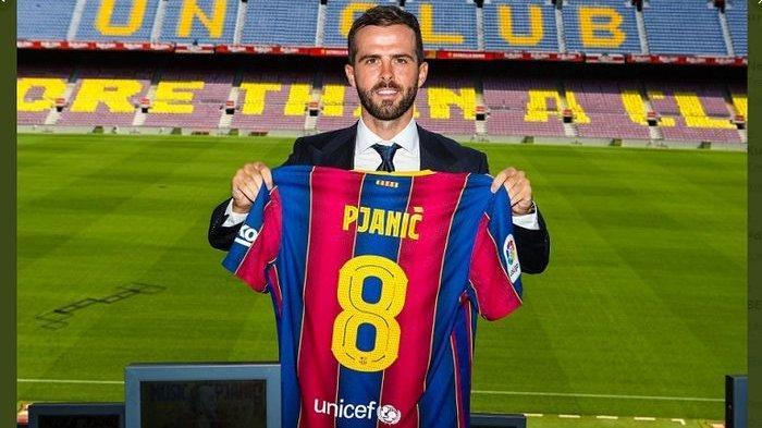 Rumor Transfer - Alasan Pribadi Miralem Pjanic Mau Cabut dari Barcelona, Ingin Kembali ke Juventus