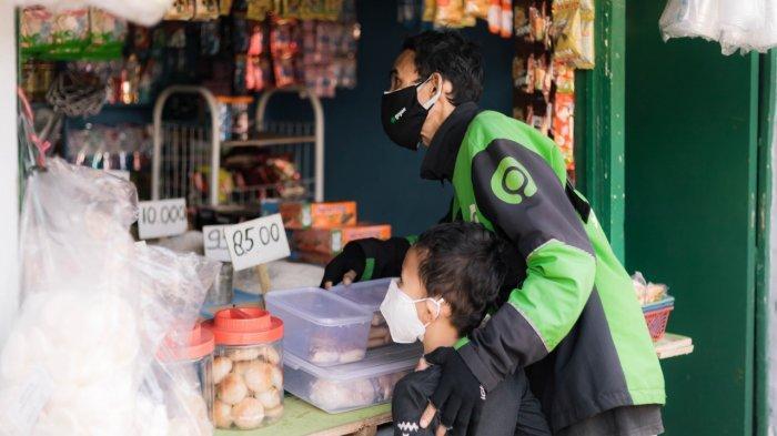 Gojek Bagikan Lagi Bantuan Belanja Sembako 25 Miliar untuk Mitra Driver Aktif di Seluruh Indonesia