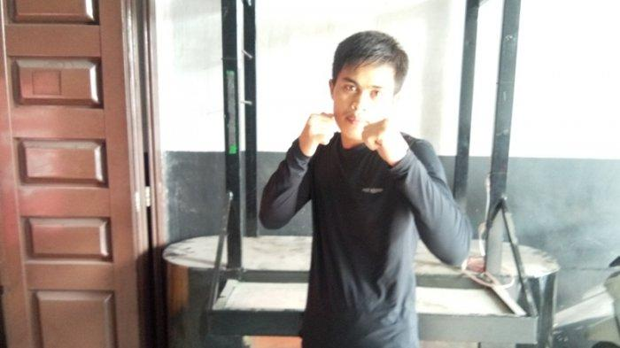 SOSOK Mitro Hiamanson Manihuruk, Atlet Kickboxing Medan, Kini Fokus Benahi Diri Persiapan PON 2024