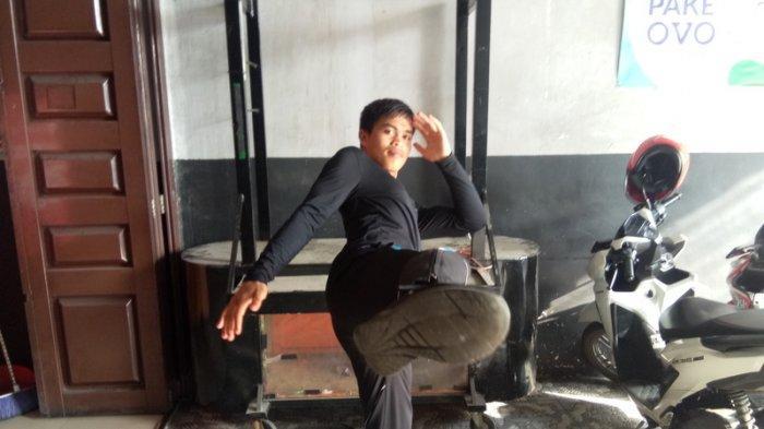 Atlet Kickboxing Mitro Manihuruk Mulai Latihan untuk Tembus PON 2024 Aceh-Sumut