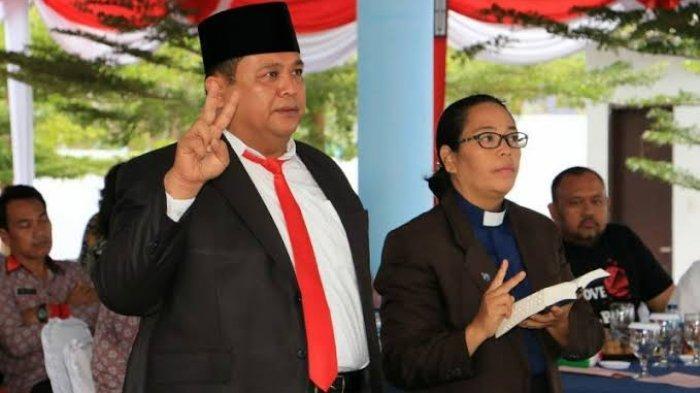 MENGEJUTKAN, Mixnon Mendadak Mundur Sebagai Sekda Kabupaten Simalungun