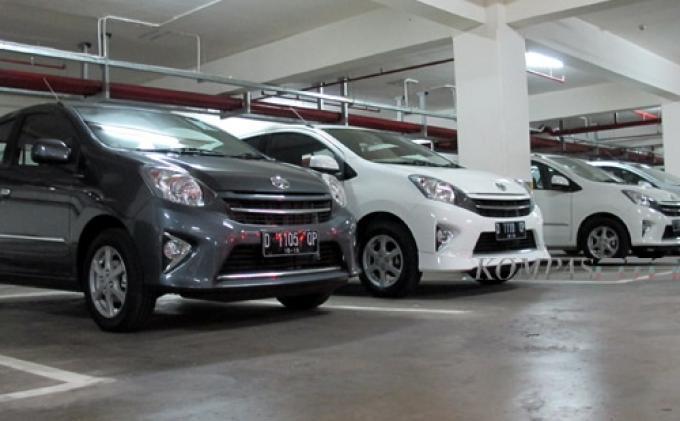 Mobil Sitaan Ditjen Pajak Dilelang, Nissan Latio Rp 25 juta