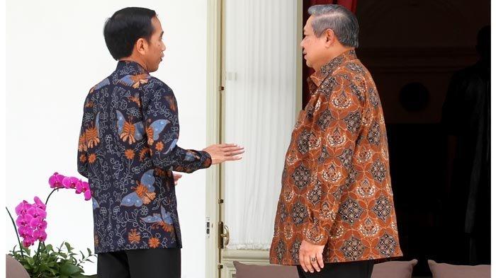 Mercy Pak Jokowi dan Mercy Pak SBY