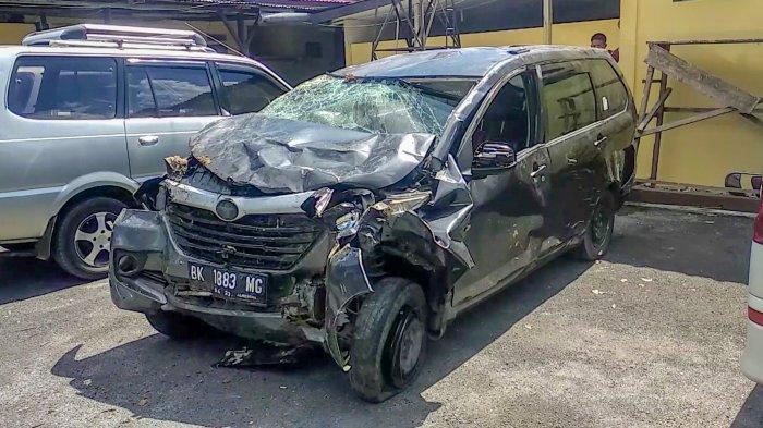 Diteriaki Asisten Rumah Tangga, 5 Perampok Tauke Jagung Kocar-kacir, Mobil Pinjaman Masuk Jurang