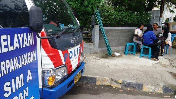 Lokasi Layanan SIM Keliling di Medan