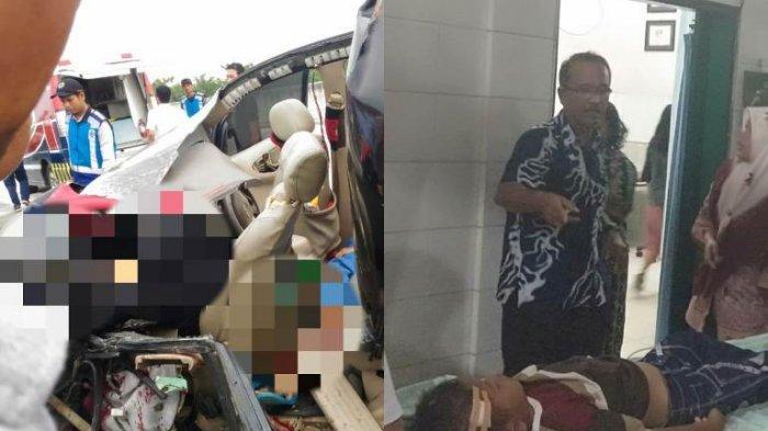 Kecelakaan di Jalur Tol Medan-Seirampah Kerap Terjadi, Ini Kata Jasa Marga Kualanamu Tol