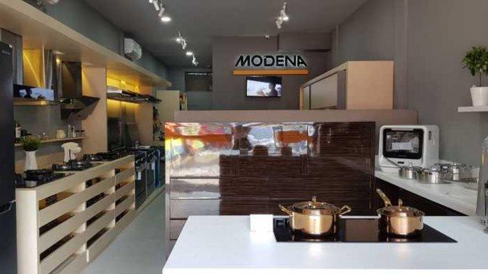 Modena telah membuka 22 outlet di seluruh Indonesia dan berencana membuka sepuluh outlet lagi.