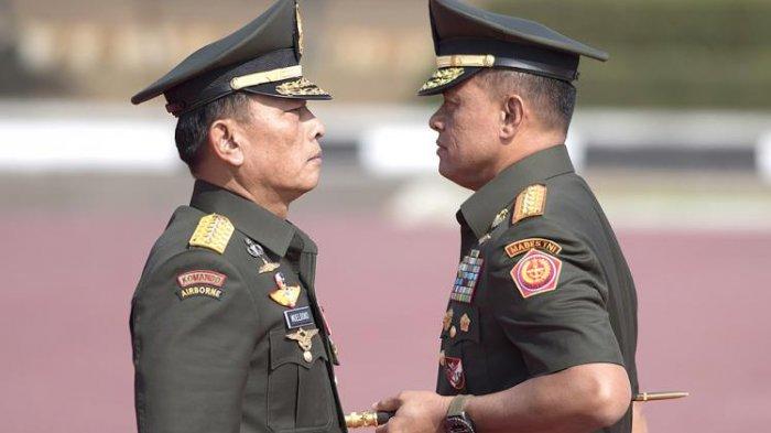 JENDERAL (Purn) TNI Moeldoko Angkat Bicara perihal Rumor Tembakan untuk Massa di 22 Mei