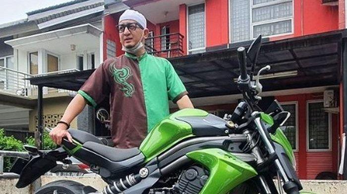 Motor Gede (Moge) Milik Almarhum Ustadz Jefri al-buchori (Uje) Akhirnya Dibeli Ustadz Zacky Mirza