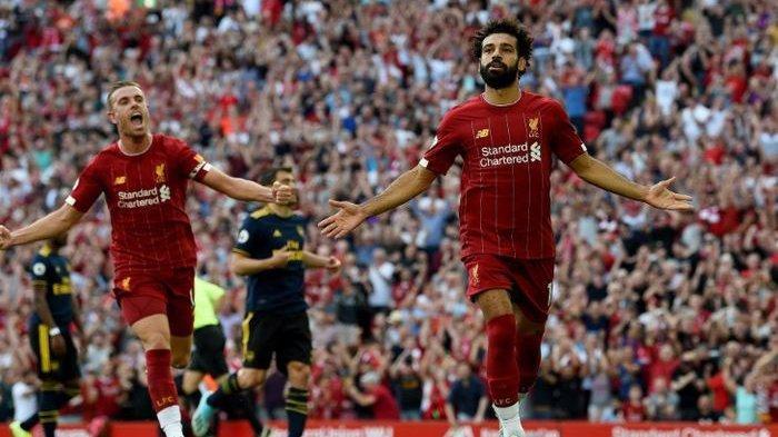 UPDATE Mohamed Salah Jelang Liverpool vs Arsenal, Pelatih Juergen Klopp Ungkap Kondisi Mo Terkini