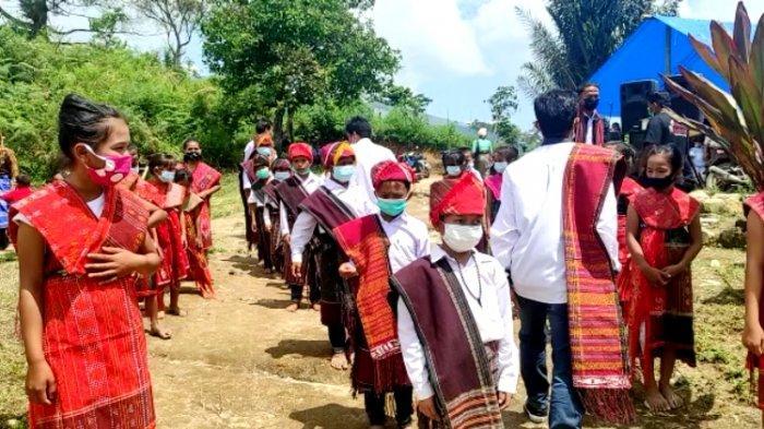 Eksistensi Orang Batak di Toba, Mombang Boru Sipitu Sundut Jadi Pengingat Sejarah Masyarakat Adat
