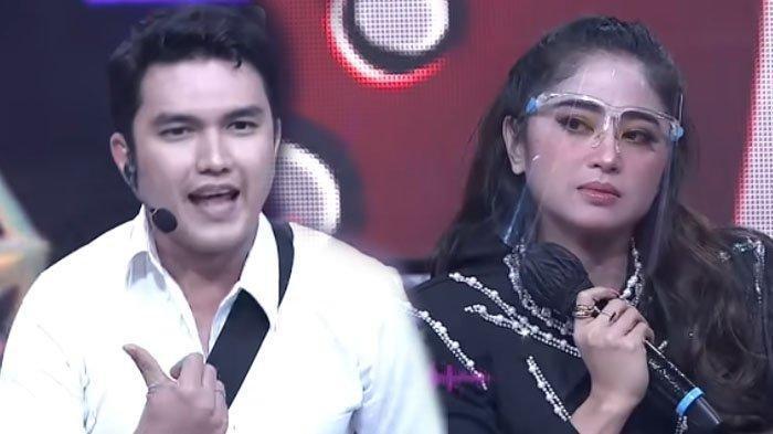 Dewi Perssik Cuek Sandaran Manja ke Mantan Suami, Istri Aldi Taher Ngamuk: Mantan Tapi Gak Gini Juga