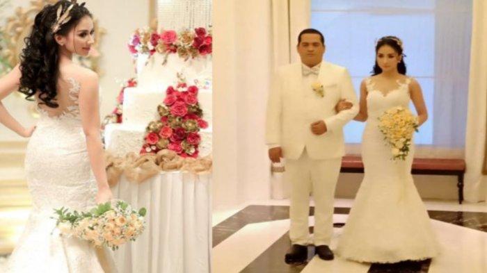 Momen Pernikahan Bella Luna dan Nana