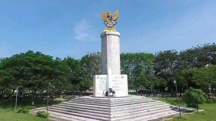 Monumen Tengku Amir Hamzah, Ikon Kabupaten Langkat