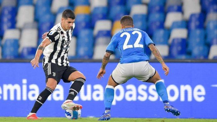 HASIL Liga Italia - Kena Comeback Napoli, Start Mengecewakan Juventus, Allegri Buka Suara