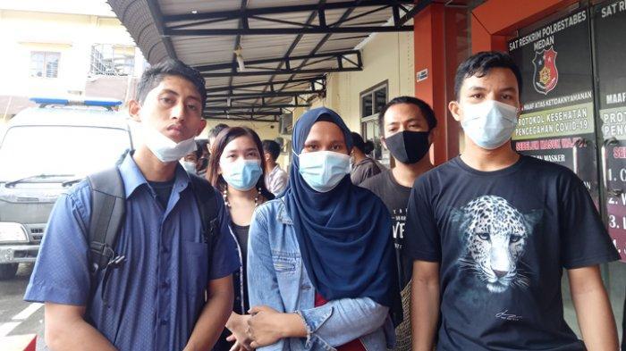 Cerita Morina Sembiring, Mahasiswi yang Diamankan Saat Aksi Peringatan Hari Buruh di Medan