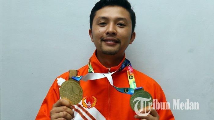 Atlet Biliar Sumut Marlondo Yakin Bawa Medali Emas PON Papua: Semua Atlet Terganggu Latihannya